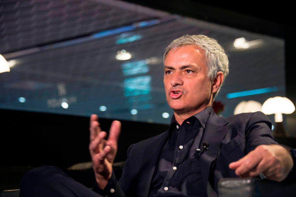 Jose Mourinho takes cocktail during Man Utd and says Paul Pogba isn't Solskjaer's biggest problem