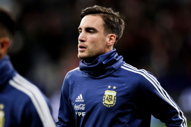 Nicolas Tagliafico has attracted interest from Arsenal