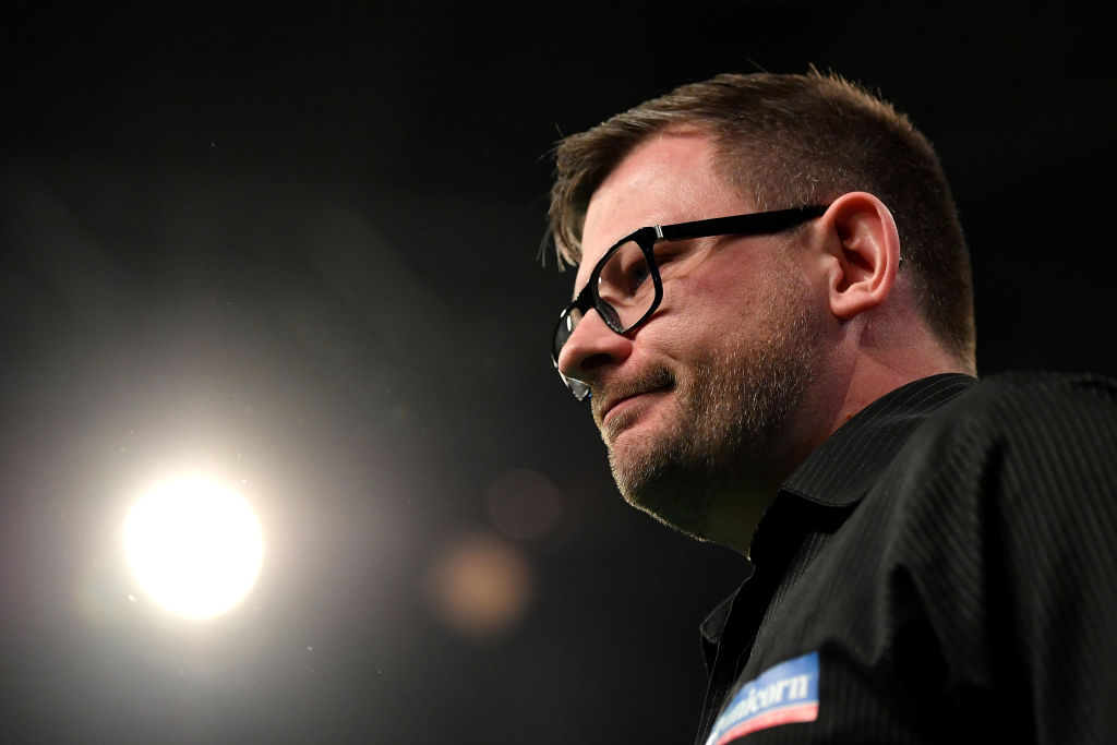James Wade holds no fear of Michael van Gerwen ahead of Premier League Darts clash