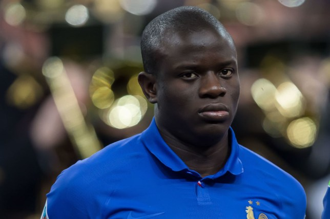 Chelsea are desperate to keep hold of N'Golo Kante