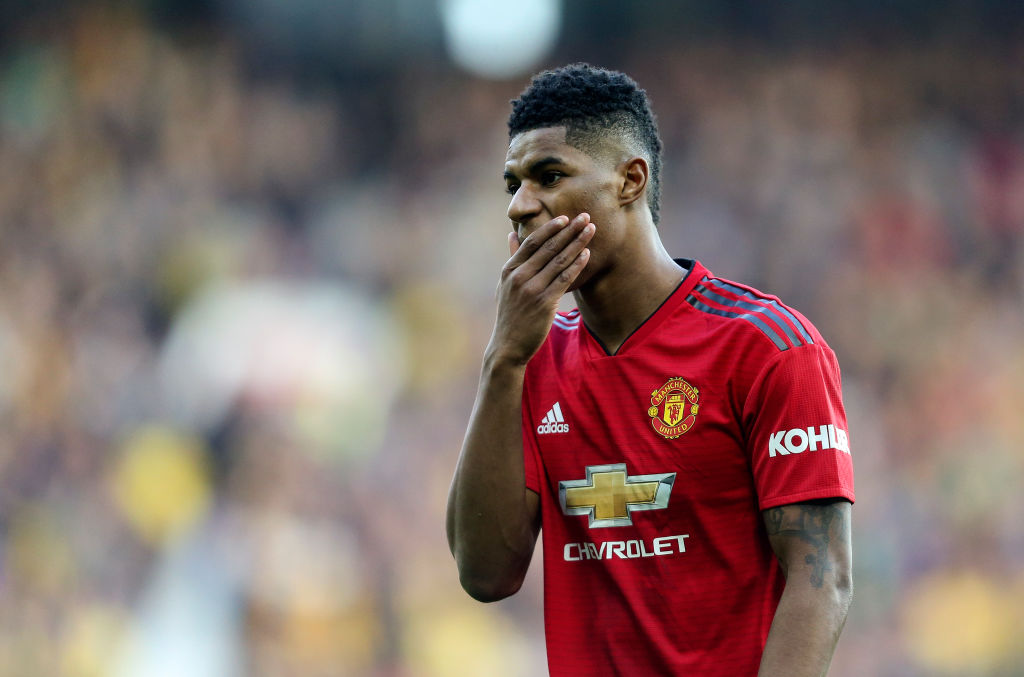 Why Barcelona have called off their pursuit of Manchester United's Marcus Rashford