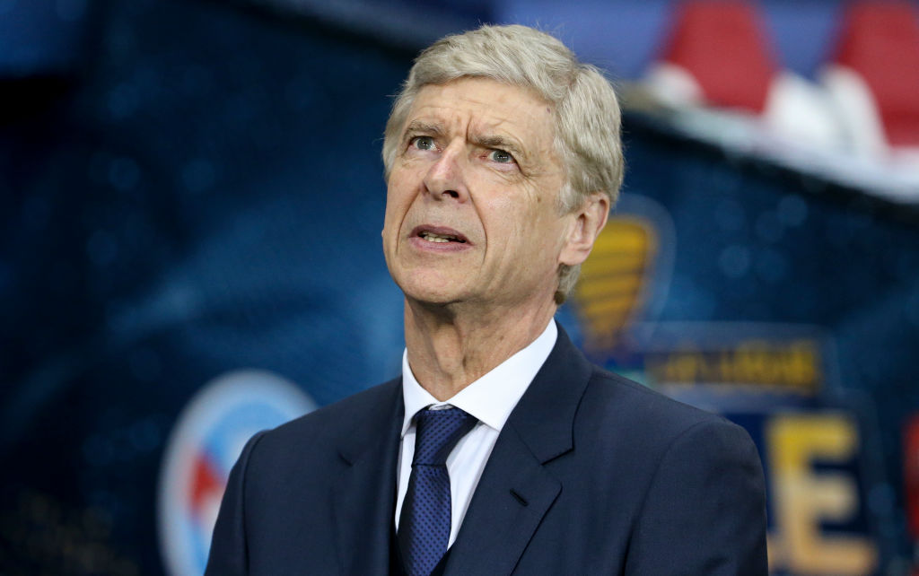 Arsene Wenger admits his career in management may be over