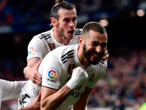 Gareth Bale and Kariam Benzema snub Real Madrid team-building dinner