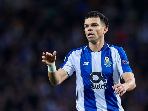 Pepe fires Champions League warning towards Liverpool: 'We are going to do our job!'