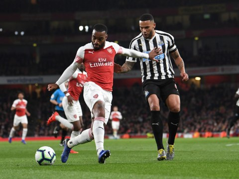 Newcastle United defender Jamaal Lascelles can be a future Arsenal star, says Andy Cole