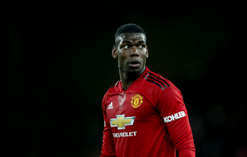 Ole Gunnar Solskjaer confident of keeping Paul Pogba despite Real Madrid interest