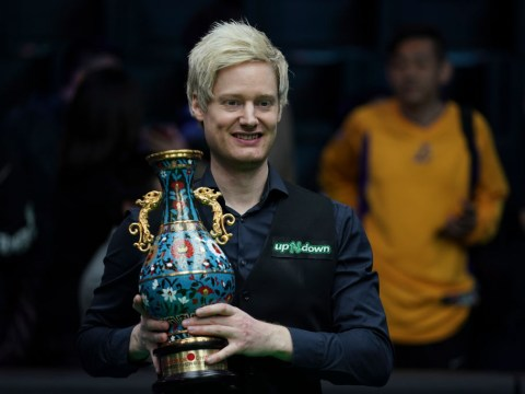 Neil Robertson makes Snooker World Championship promise after China Open win