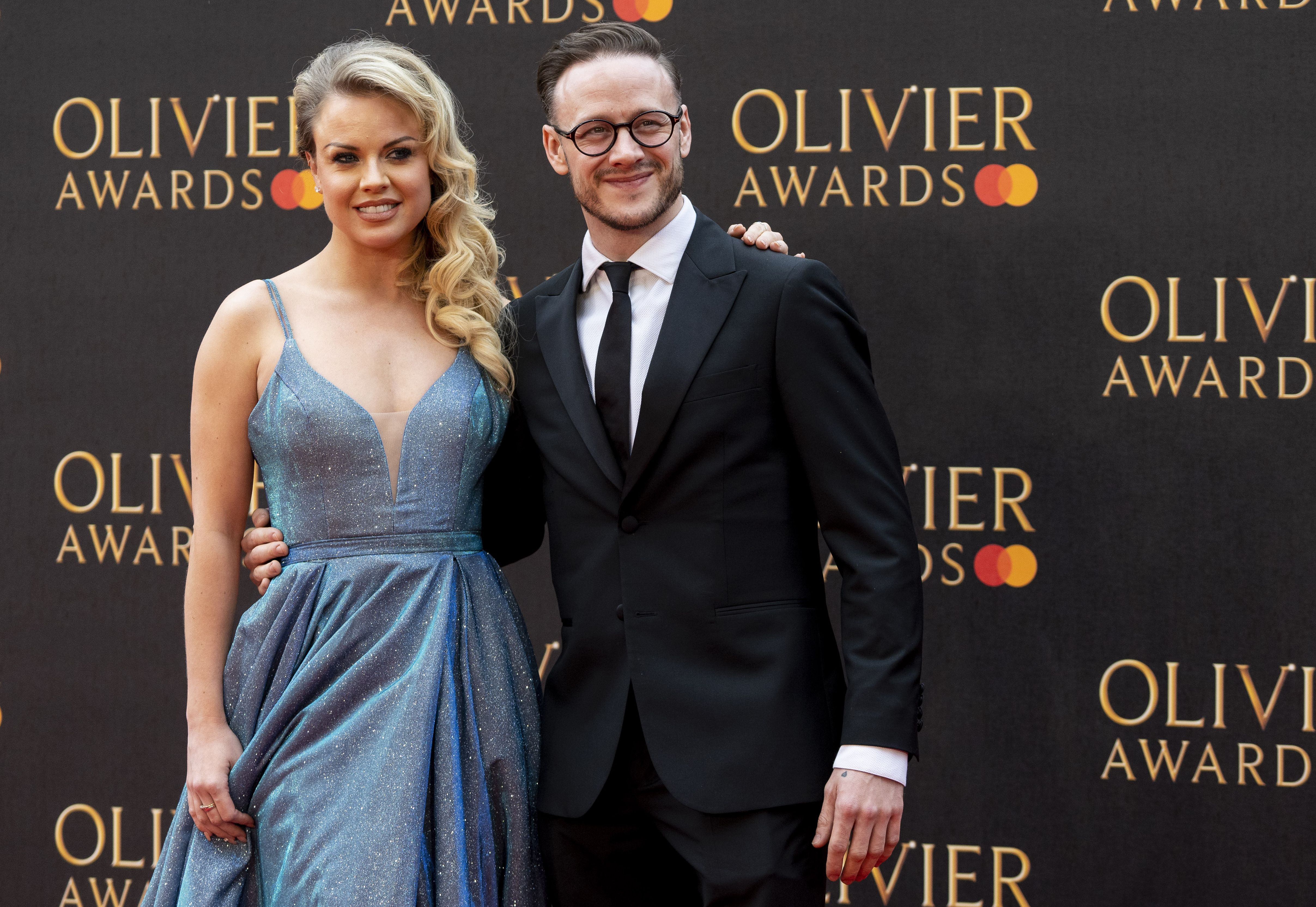 Joanne Clifton posts cryptic message following Kevin's ex-wife's overdose claims