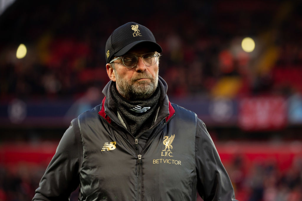 Jurgen Klopp highlights the main 'problem' Liverpool had in victory over Porto