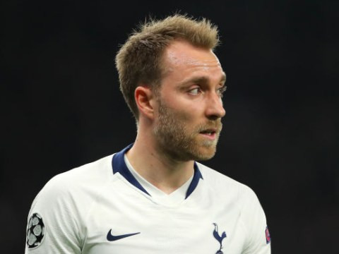 Real Madrid identify Christian Eriksen as first-choice transfer target ahead of Paul Pogba