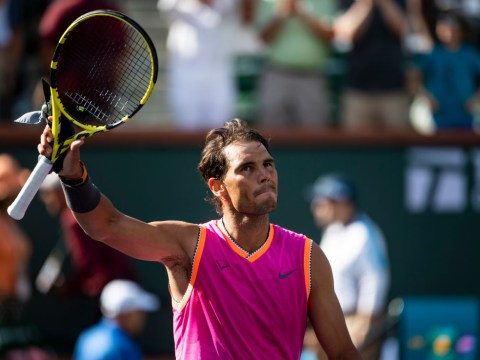 Rafael Nadal late to the party but back in full swing in bid to reclaim clay throne in Monte Carlo