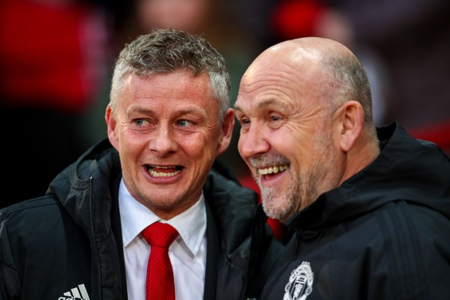 Phelan has Solskjaer's backing (Picture: Getty)