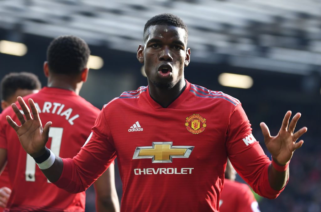 Zinedine Zidane wants Real Madrid to sign Paul Pogba from Manchester United