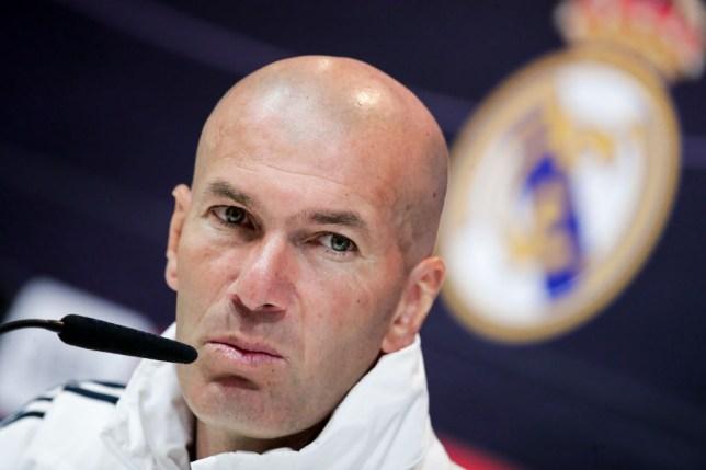 Transfer news: The three players Zinedine Zidane has told Real