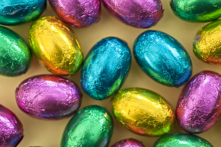 When should you give Easter eggs and why do we give them?