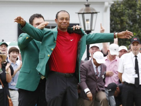 Emotional Rafael Nadal lauds 'favourite sportsman' Tiger Woods after latest Masters triumph
