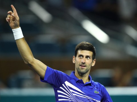 Support for Novak Djokovic emerges in Chris Kermode row from lower echelons of men's tennis