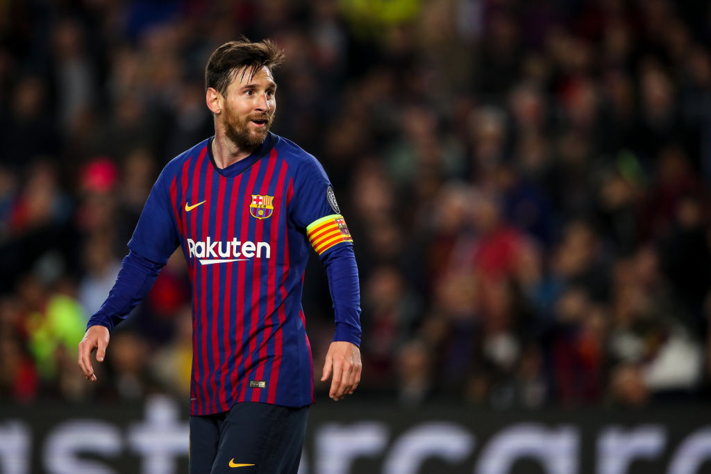 Lionel Messi masterclass extinguishes Manchester United's Champions League hopes