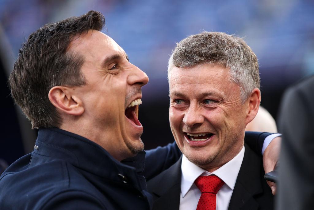 Paul Pogba? Gary Neville sends cryptic message to Ole Gunnar Solskjaer over Man Utd rebuild