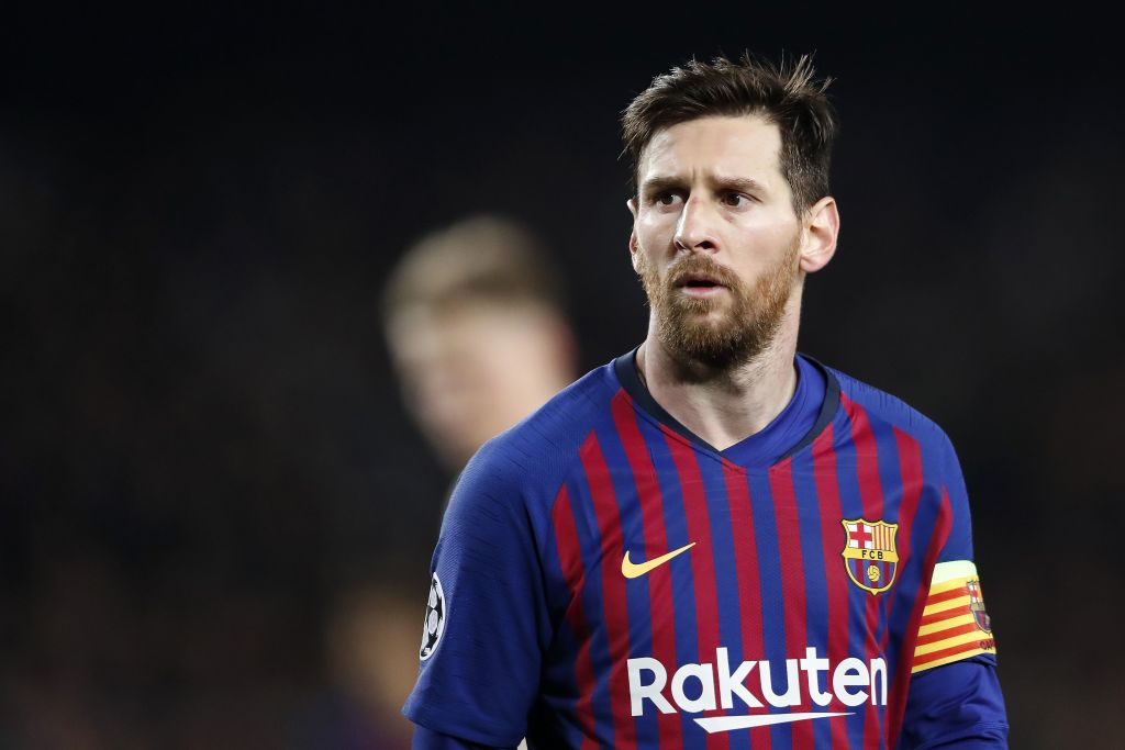 Jose Mourinho tells Liverpool how to stop Lionel Messi in Barcelona clash