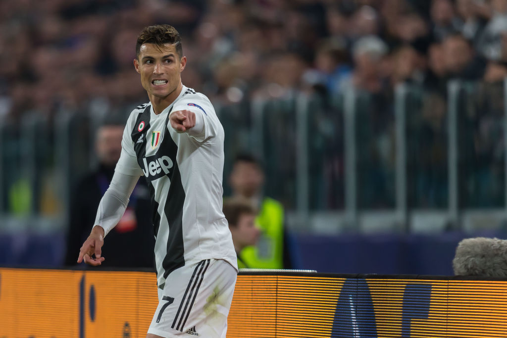 Juventus open to swap deal for Mohamed Salah after Cristiano Ronaldo's transfer demand