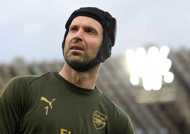 Arsenal keeper Petr Cech speaks out on reports he has agreed to re-join Chelsea