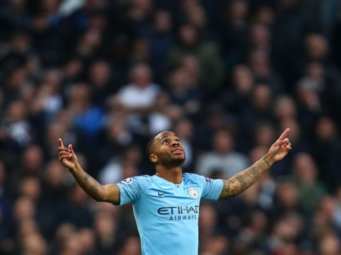 Jermaine Jenas rips into Kieran Trippier as Raheem Sterling scores first-half brace against Tottenham