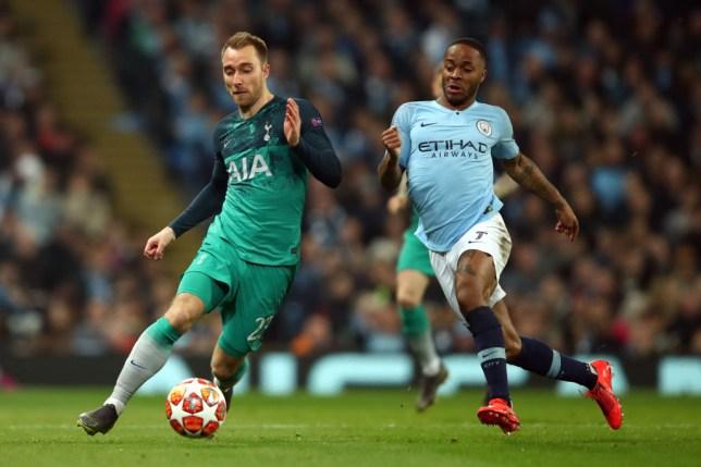Spurs News Tottenham Make Progress In Christian Eriksen