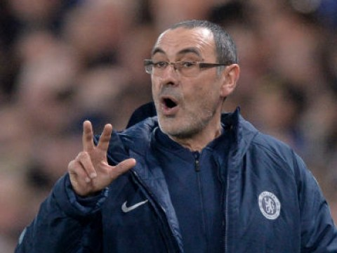 Maurizio Sarri outlines Premier League title ambitions with Chelsea amid sacking rumours