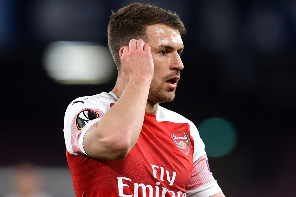 Aaron Ramsey told he's played his last game for Arsenal after devastating scan results