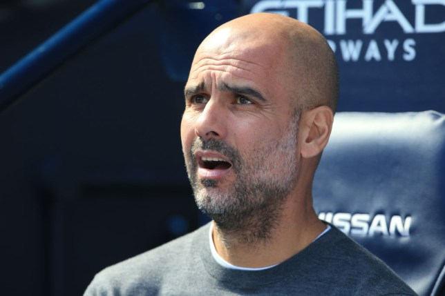 Manchester United fans have uncovered comments from Pep Guardiola