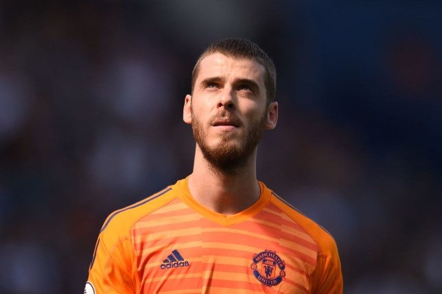 David de Gea could leave Manchester United along with a number of stars