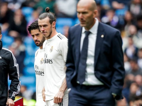 Gareth Bale's agent hits back after Zinedine Zidane questions Real Madrid star's commitment