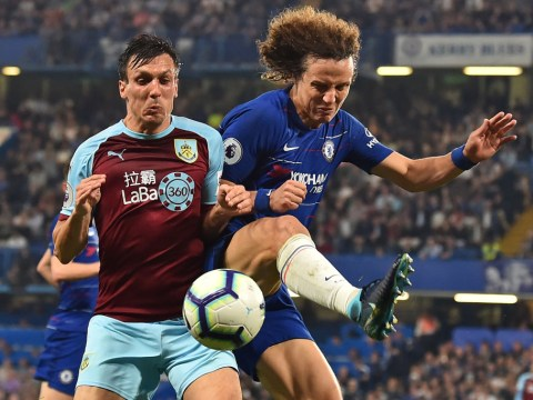 'Anti-football' – Gianfranco Zola and David Luiz slam Burnley tactics after Chelsea draw