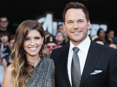 Chris Pratt and Katherine Schwarzenegger are officially married after tying the knot in California