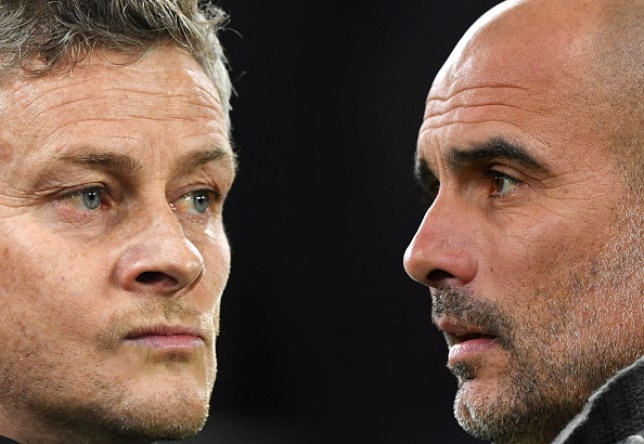 Manchester City need to beat Manchester United at Old Trafford in order to return to the top of the Premier League