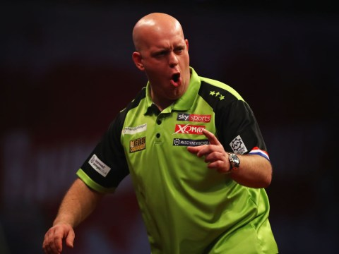 Michael van Gerwen sends message to Rob Cross in Premier League Darts top spot battle