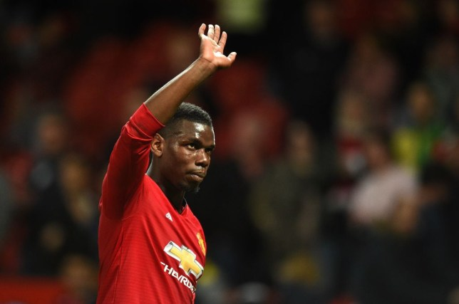 Paul Pogba is reportedly determined to engineer a move to Real Madrid this summer (