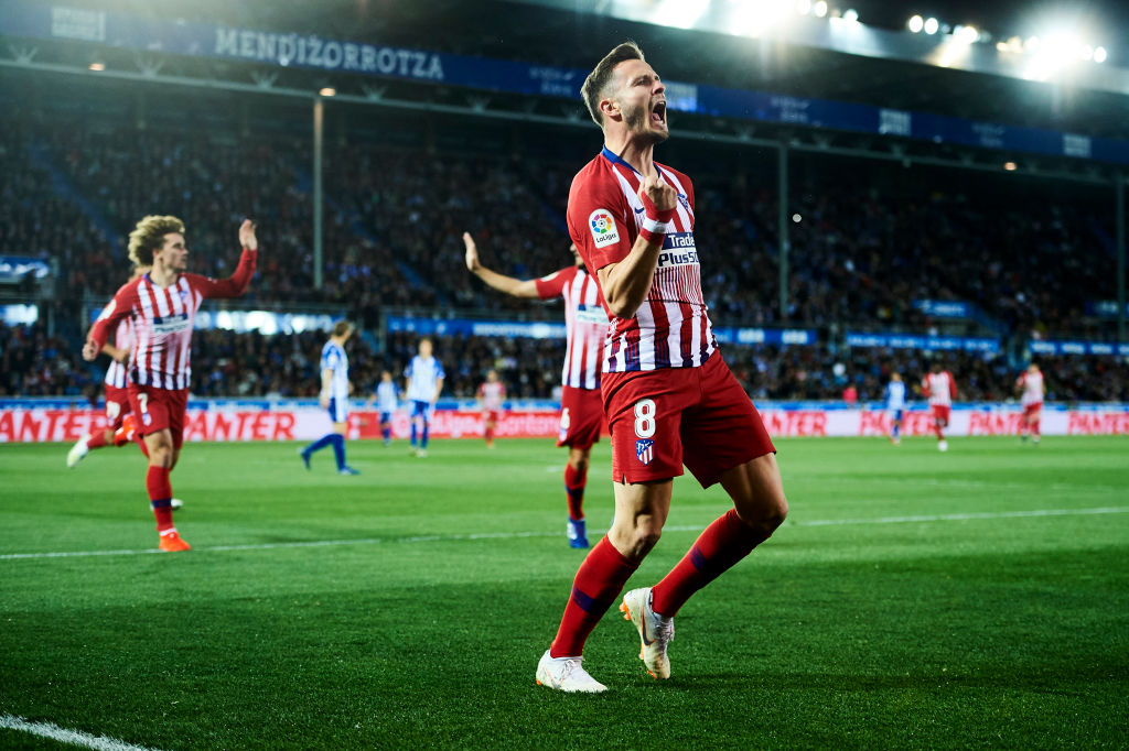 Manchester United and City transfer target Saul Niguez wants Premier League move