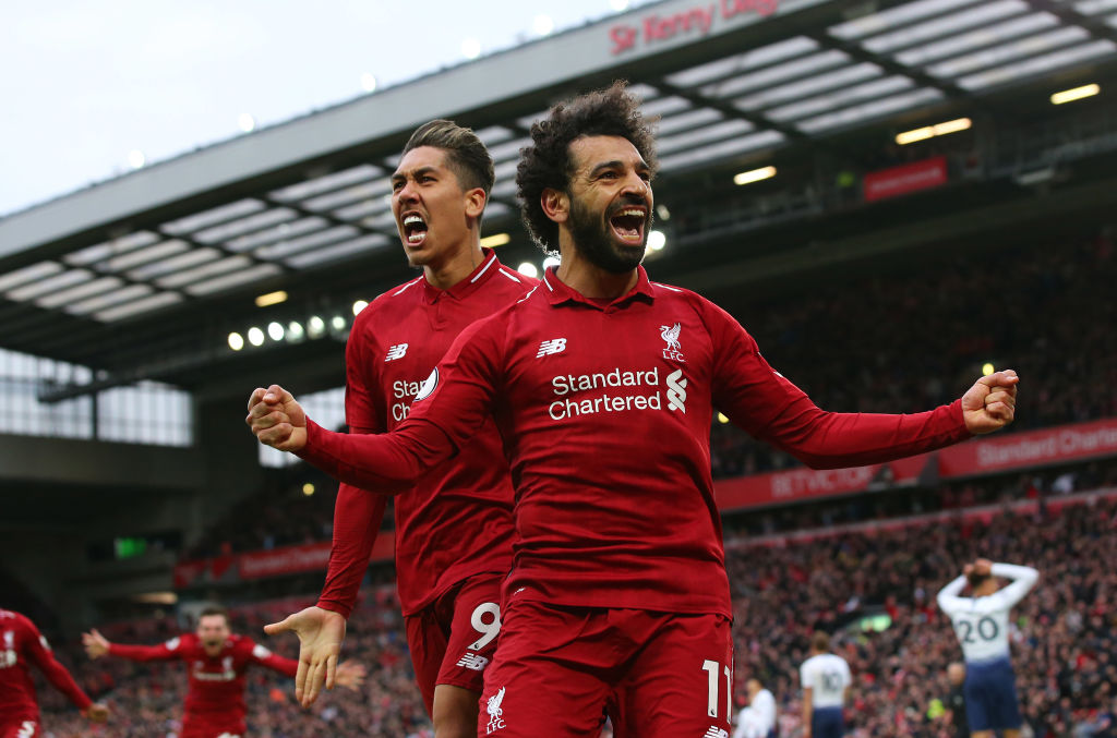 Mohamed Salah lashes out over Golden Boot race with Sergio Aguero