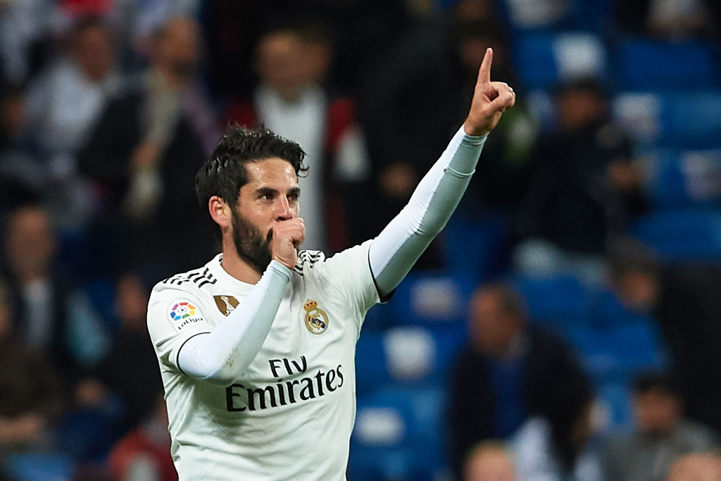 Isco to snub transfer offers from Chelsea and Manchester United