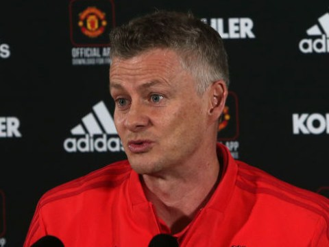 Ole Gunnar Solskjaer speaks out over Manchester United's plan to appoint a technical director
