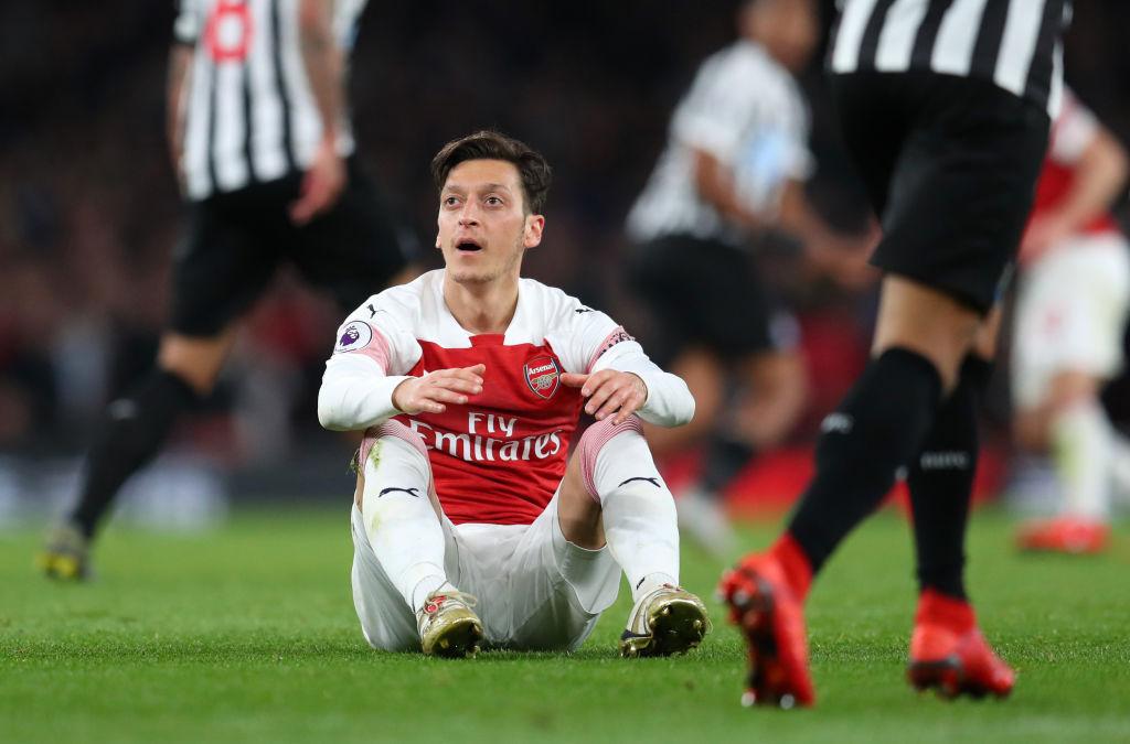 Lukas Podolski backs Arsenal to make top four if Mesut Ozil plays