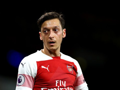 Unai Emery explains why he is 'very happy' with Mesut Ozil