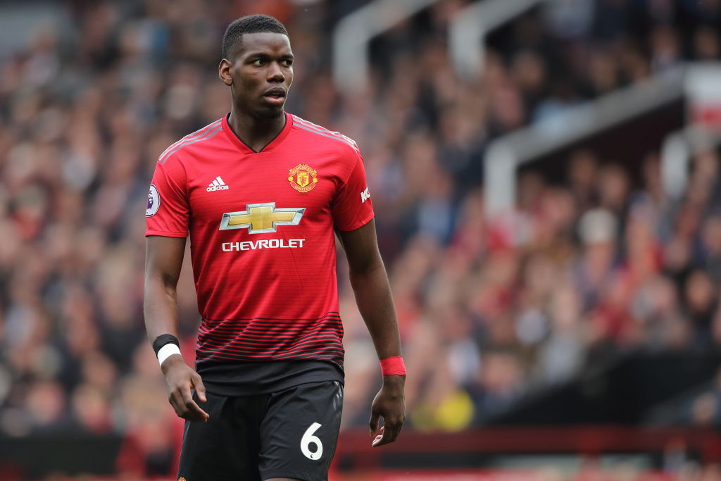 Ole Gunnar Solskjaer approves Paul Pogba's £120m move to Real Madrid