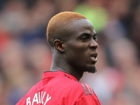 Manchester United reveal extent of Eric Bailly's knee injury sustained against Chelsea