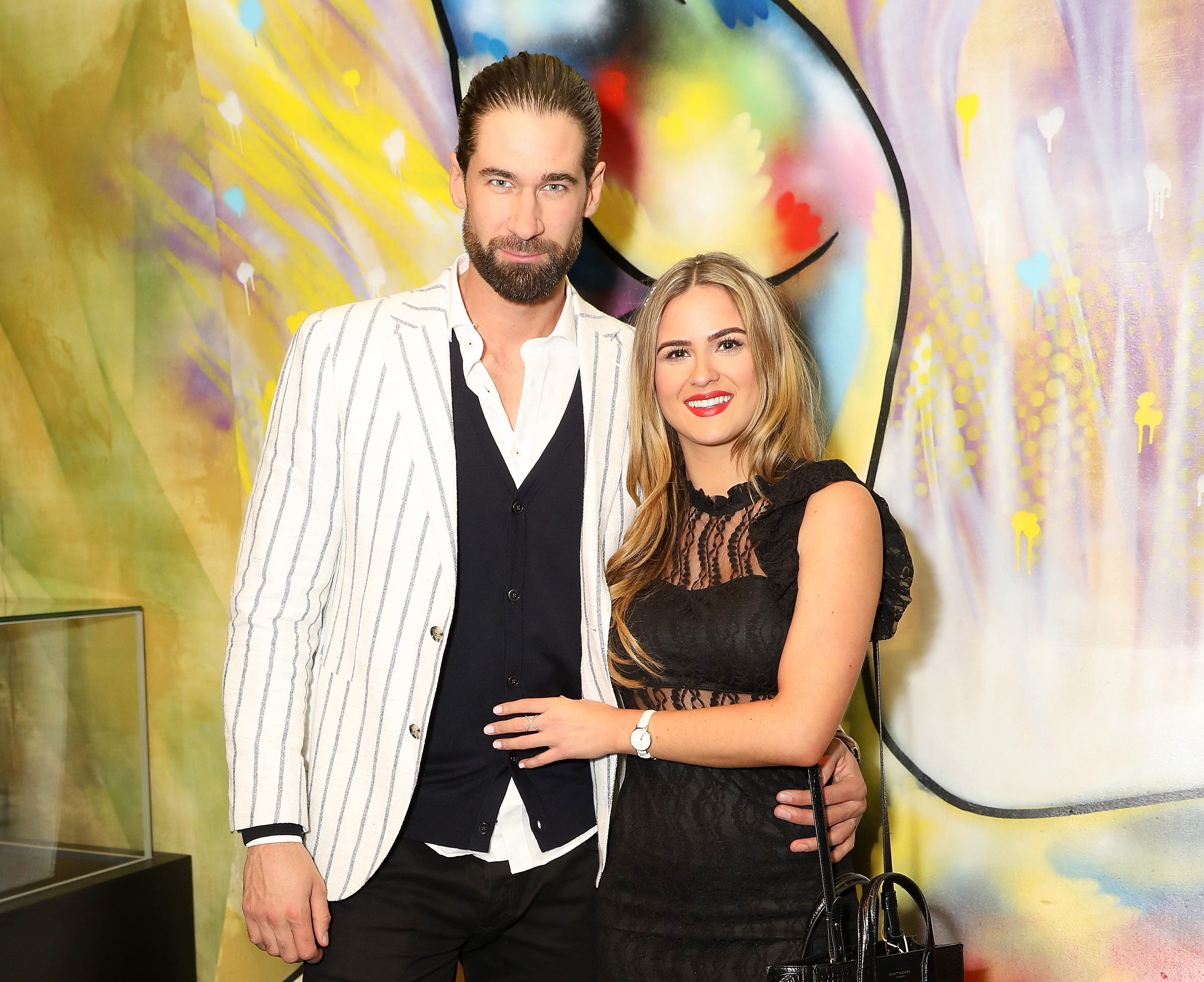 The Bachelor's Alex Marks and Alicia Oates prove they're still going strong amid split rumours
