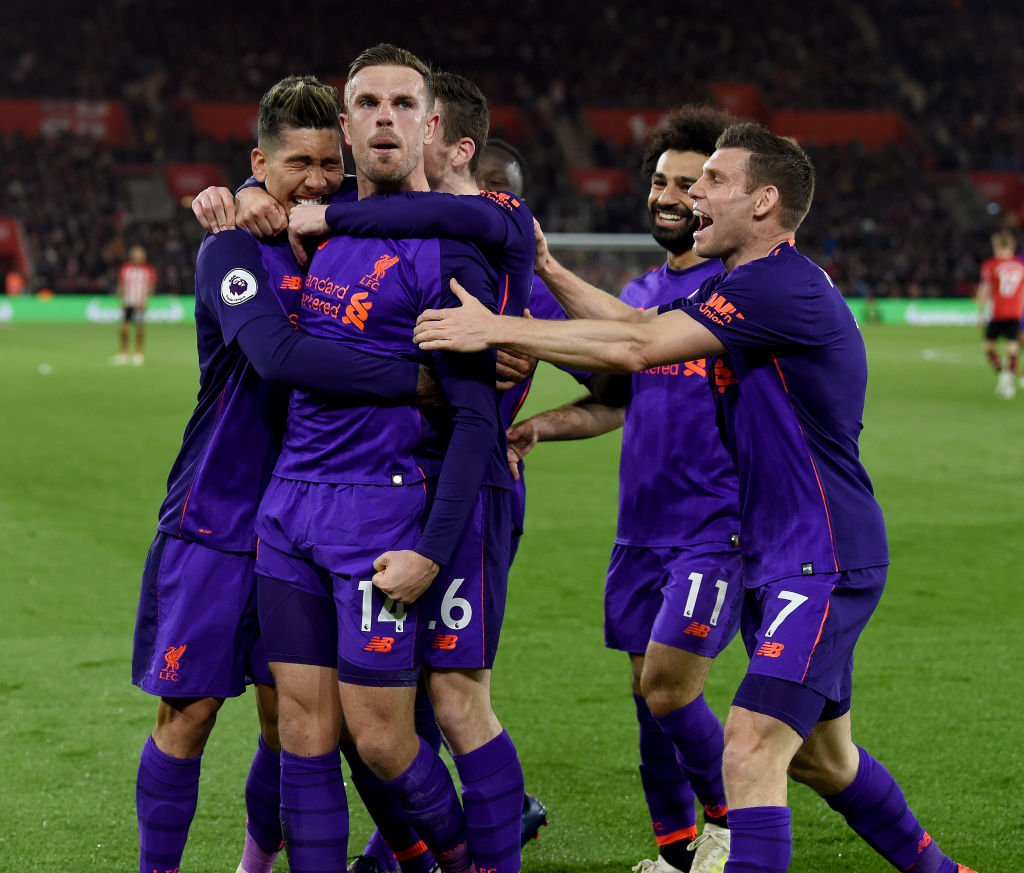 Jamie Carragher praises Jurgen Klopp's 'great' substitutions in Liverpool's win over Southampton