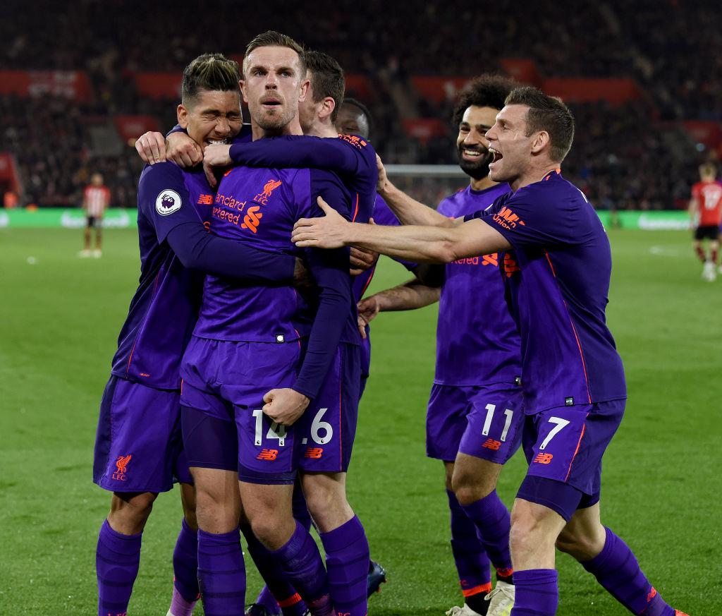 Jamie Carragher praises Jurgen Klopp's 'great' substitutions in Liverpool's win over Southampton