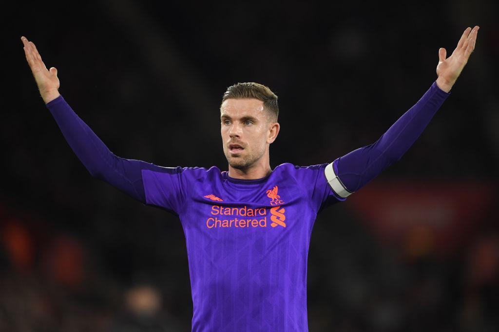 Jordan Henderson reveals how he persuaded Jurgen Klopp to change his Liverpool role